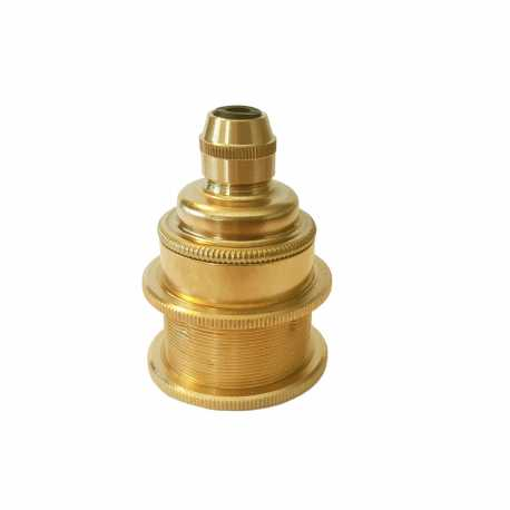 Douille dorée pour suspension