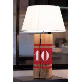 Grande lampe rouge Up Xl