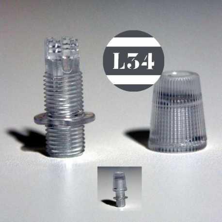 Serre cable transparent - 1