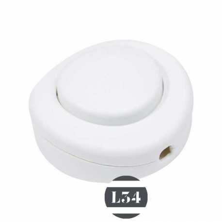 Interrupteur blanc lampadaire - 1
